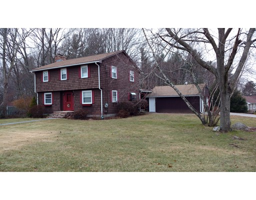 Single Family Home for Rent at 98 Dennison Hill Road 98 Dennison Hill Road Southbridge, Massachusetts 01550 United States