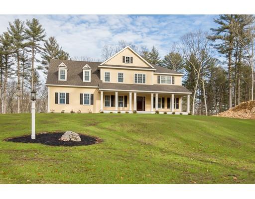 Single Family Home for Sale at 230 Middleton Road 230 Middleton Road Boxford, Massachusetts 01921 United States
