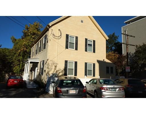 Maison accolée pour l à louer à 7 Allen Ct #7 7 Allen Ct #7 Somerville, Massachusetts 02143 États-Unis
