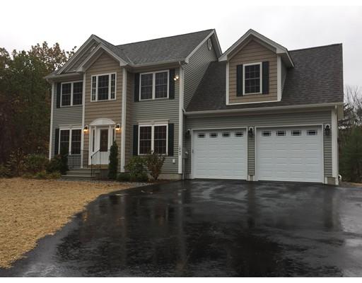 Частный односемейный дом для того Продажа на 1845 Main Street 1845 Main Street Holden, Массачусетс 01522 Соединенные Штаты