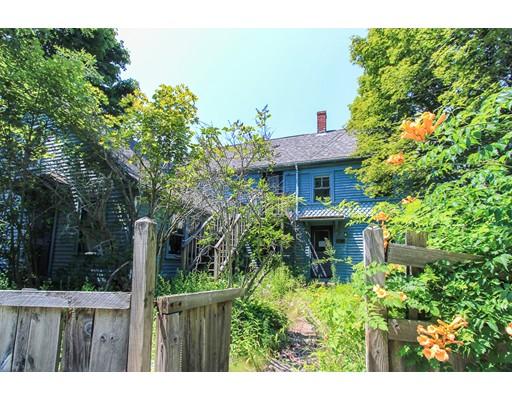 独户住宅 为 销售 在 101 SOUTHERN AVENUE 101 SOUTHERN AVENUE 埃塞克斯, 马萨诸塞州 01929 美国