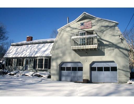 独户住宅 为 销售 在 5 Fay Mountain Road 5 Fay Mountain Road 格拉夫顿, 马萨诸塞州 01519 美国