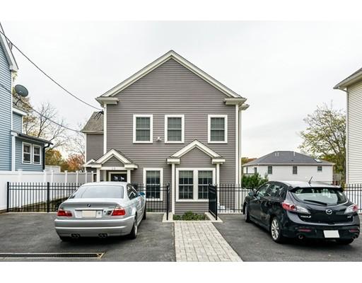 Appartement en copropriété pour l Vente à 21 Hale St #21 21 Hale St #21 Newton, Massachusetts 02464 États-Unis