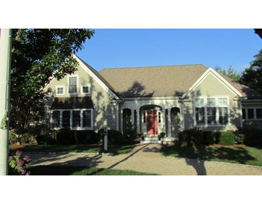 Maison unifamiliale pour l Vente à 9 Highwood Lane 9 Highwood Lane Falmouth, Massachusetts 02536 États-Unis