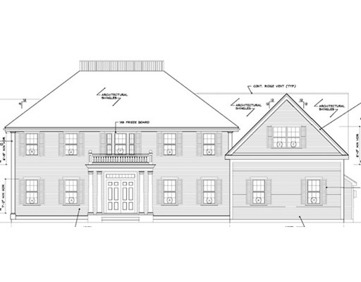 Частный односемейный дом для того Продажа на 1 Westwood Estates 1 Westwood Estates Westwood, Массачусетс 02090 Соединенные Штаты