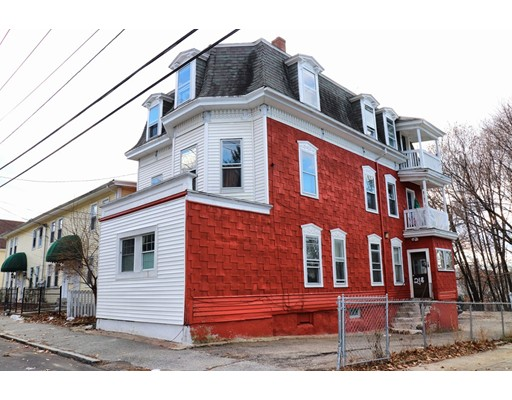 Multi-Family Home for Sale at 218 Prospect Lawrence, Massachusetts 01841 United States