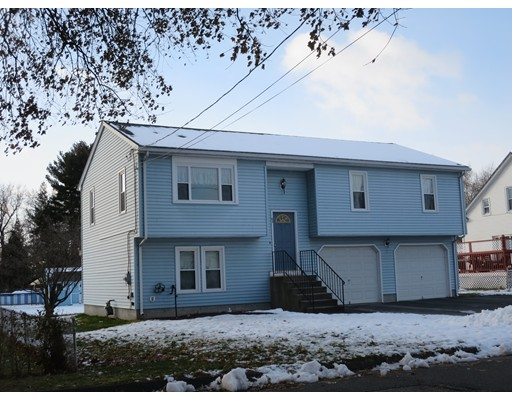 独户住宅 为 销售 在 63 Florence Street 63 Florence Street Chicopee, 马萨诸塞州 01013 美国