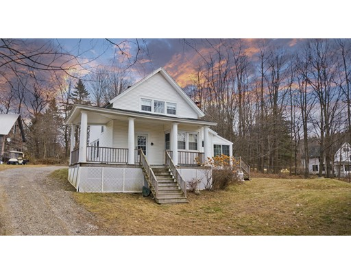 Single Family Home for Sale at 5 Glasgow Road 5 Glasgow Road Blandford, Massachusetts 01008 United States