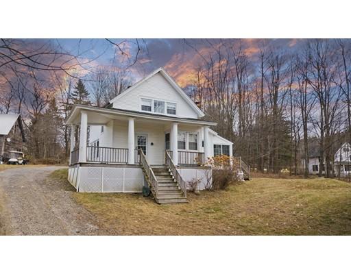 واحد منزل الأسرة للـ Sale في 5 Glasgow Road 5 Glasgow Road Blandford, Massachusetts 01008 United States
