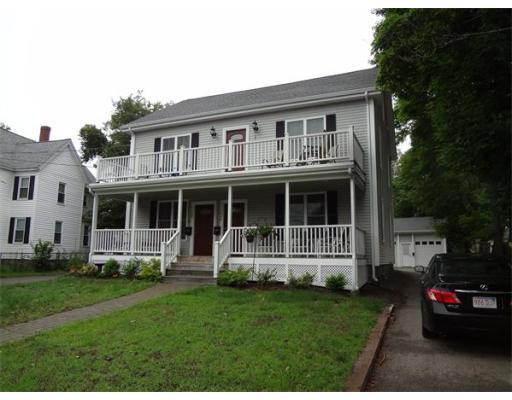 Casa Unifamiliar por un Alquiler en 183 Walpole Street 183 Walpole Street Norwood, Massachusetts 02062 Estados Unidos