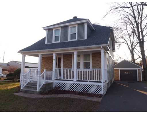 Single Family Home for Sale at 19 Harding Street 19 Harding Street Agawam, Massachusetts 01001 United States