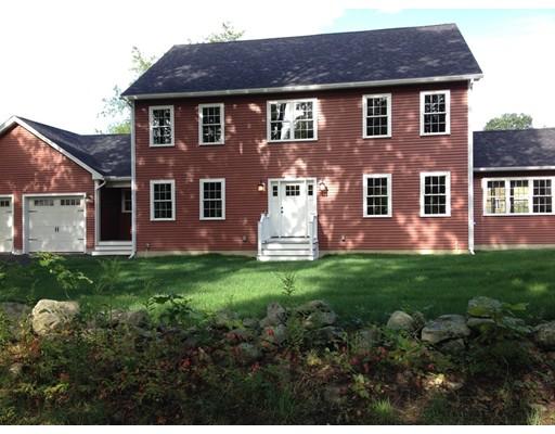 Частный односемейный дом для того Продажа на 1051 Princeton Street 1051 Princeton Street Holden, Массачусетс 01522 Соединенные Штаты