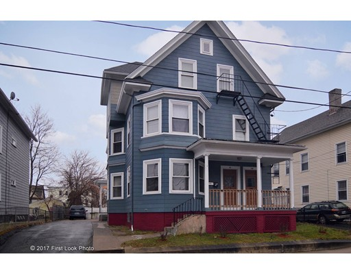 Multi-Family Home for Sale at 98 Cleveland Street 98 Cleveland Street Central Falls, Rhode Island 02863 United States