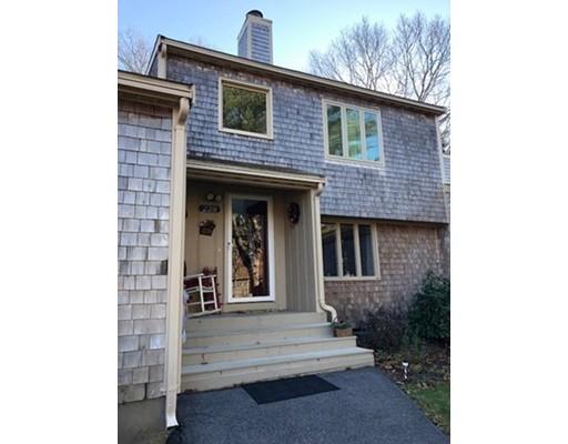 Appartement en copropriété pour l Vente à 228 Southwest Mdws 228 Southwest Mdws Falmouth, Massachusetts 02536 États-Unis