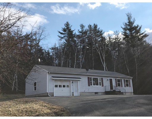 Single Family Home for Sale at 336 Legate Hill Road 336 Legate Hill Road Charlemont, Massachusetts 01339 United States