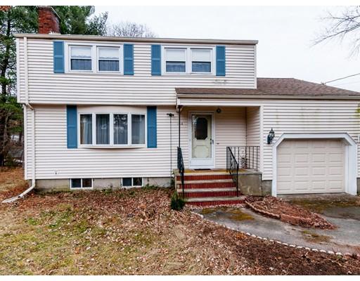 Частный односемейный дом для того Продажа на 154 Wilmington Road 154 Wilmington Road Burlington, Массачусетс 01803 Соединенные Штаты