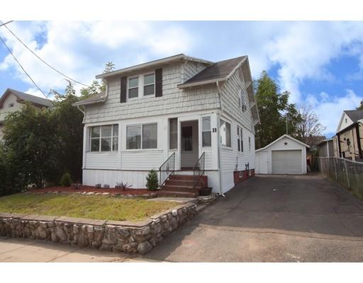 واحد منزل الأسرة للـ Sale في 10 Merkel Ter 10 Merkel Ter Holyoke, Massachusetts 01040 United States