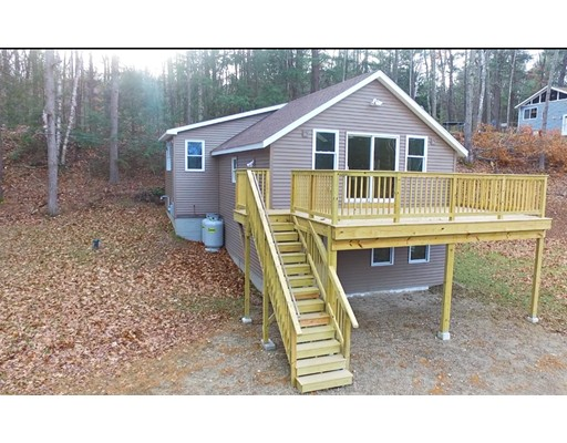 Single Family Home for Sale at 11 Great Pines Drive Ext Shutesbury, Massachusetts 01072 United States