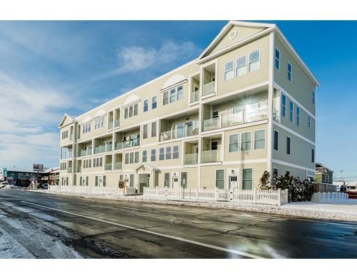 Appartement en copropriété pour l Vente à 33 Ocean Boulevard #4 33 Ocean Boulevard #4 Hampton, New Hampshire 03842 États-Unis
