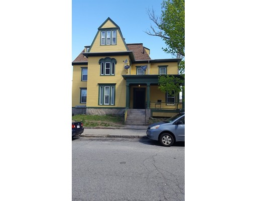 Apartamento por un Alquiler en 37 Morgan St #2 37 Morgan St #2 New Bedford, Massachusetts 02740 Estados Unidos
