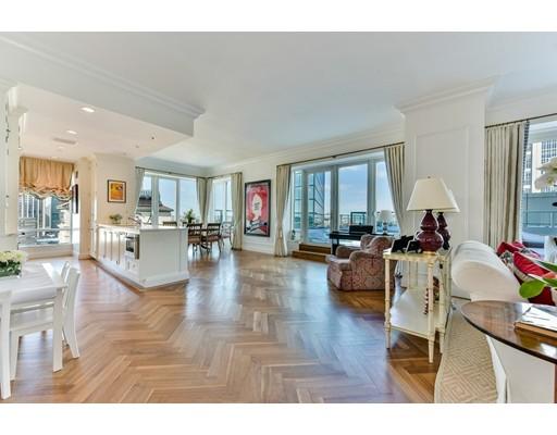 Appartement en copropriété pour l Vente à 400 Stuart St #19D 400 Stuart St #19D Boston, Massachusetts 02116 États-Unis