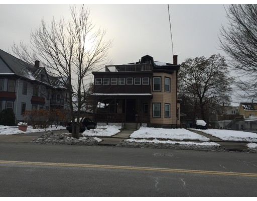 Multi-Family Home for Sale at 84 Salem Street Lawrence, 01843 United States