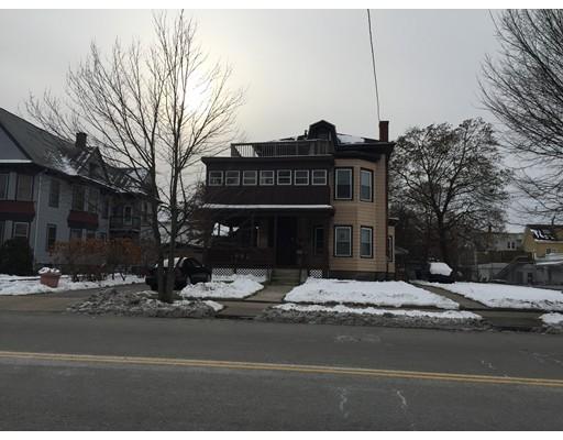 多户住宅 为 销售 在 84 Salem Street 84 Salem Street Lawrence, 马萨诸塞州 01843 美国