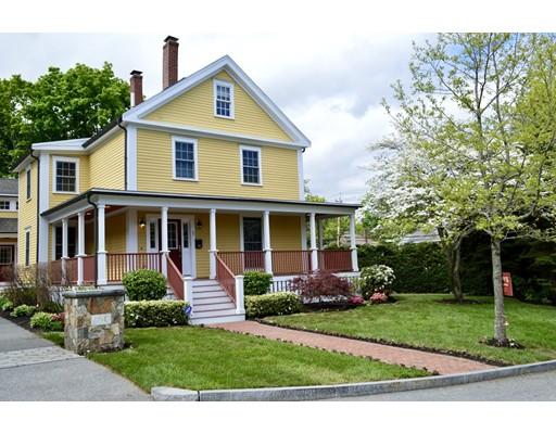 Casa Unifamiliar por un Alquiler en 1 Stonefield Circle 1 Stonefield Circle Winchester, Massachusetts 01890 Estados Unidos