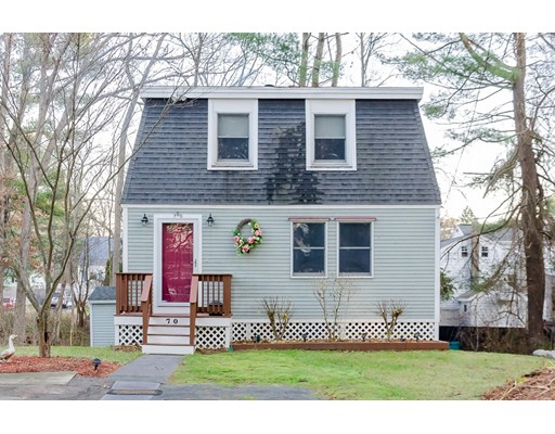 独户住宅 为 销售 在 70 Summit Road 70 Summit Road Holbrook, 马萨诸塞州 02343 美国