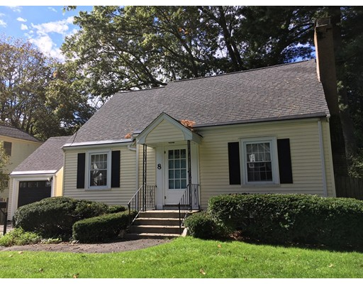 Single Family Home for Rent at 8 CRESCENT ST. #0 8 CRESCENT ST. #0 Natick, Massachusetts 01760 United States