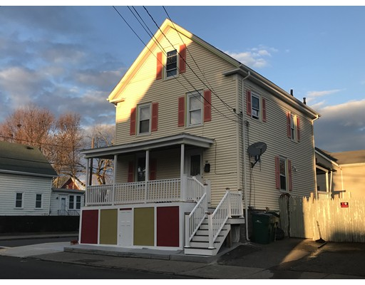 Single Family Home for Sale at 55 Cottage Street 55 Cottage Street Lynn, Massachusetts 01905 United States