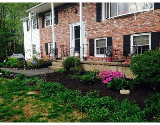 Casa Unifamiliar por un Alquiler en 12 Pleasant Street 12 Pleasant Street Andover, Massachusetts 01810 Estados Unidos