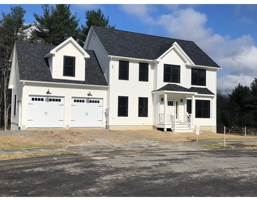 Single Family Home for Sale at 19 27 Patriot Way 19 27 Patriot Way Holden, Massachusetts 01520 United States