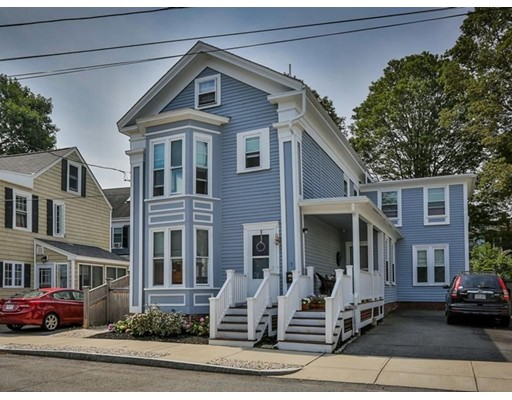 Single Family Home for Rent at 5 Congress Street Newburyport, 01950 United States