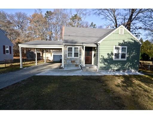 Частный односемейный дом для того Аренда на 206 Montvale Avenue #206 206 Montvale Avenue #206 Woburn, Массачусетс 01801 Соединенные Штаты