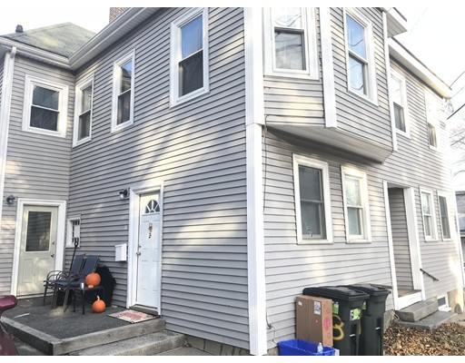 Single Family Home for Rent at 119 Independence Avenue Quincy, Massachusetts 02169 United States