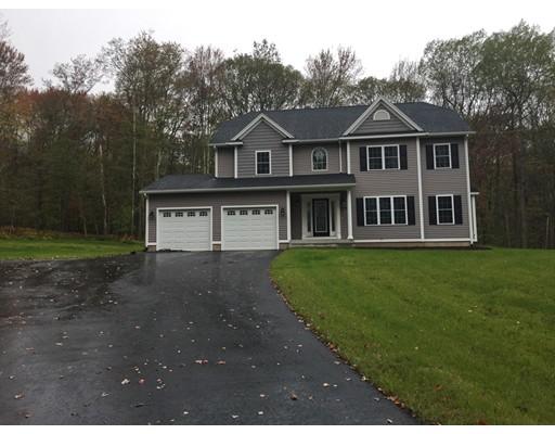 Casa Unifamiliar por un Venta en 284 Chapin Road 284 Chapin Road Hampden, Massachusetts 01036 Estados Unidos