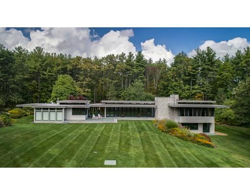 Частный односемейный дом для того Продажа на 89 Pepperell Road 89 Pepperell Road Hollis, Нью-Гэмпшир 03049 Соединенные Штаты