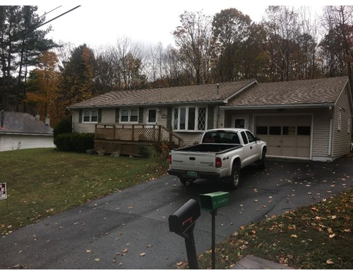 Single Family Home for Sale at 91 Daniels Terrace 91 Daniels Terrace Cheshire, Massachusetts 01225 United States