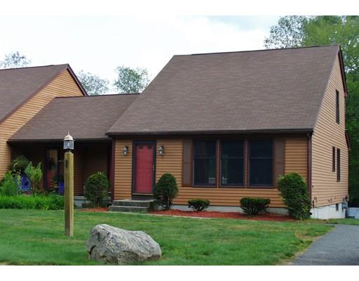 Condominium for Sale at 40 Ware Road 40 Ware Road Belchertown, Massachusetts 01007 United States
