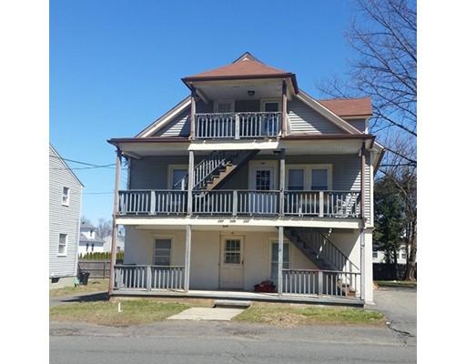 Многосемейный дом для того Продажа на 131 Moore Street 131 Moore Street Agawam, Массачусетс 01001 Соединенные Штаты