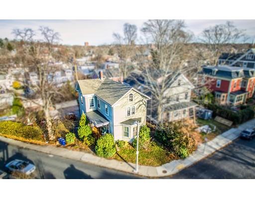 واحد منزل الأسرة للـ Sale في 8 Alveston Street 8 Alveston Street Boston, Massachusetts 02130 United States