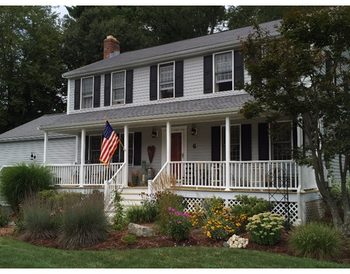 Single Family Home for Sale at 6 Cutler Street Hopedale, Massachusetts 01747 United States
