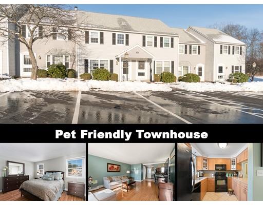شقة بعمارة للـ Sale في 10 Tuck Farm Road 10 Tuck Farm Road Auburn, Massachusetts 01501 United States