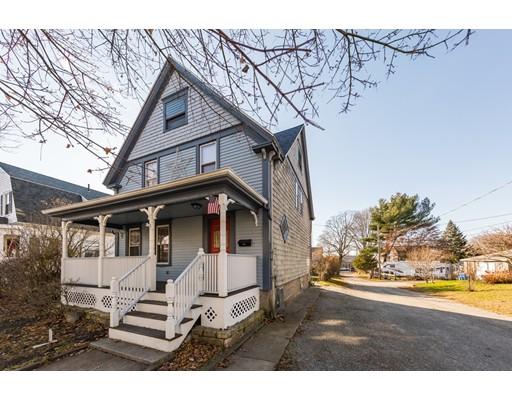 Casa Unifamiliar por un Venta en 32 Green Street 32 Green Street Fairhaven, Massachusetts 02719 Estados Unidos
