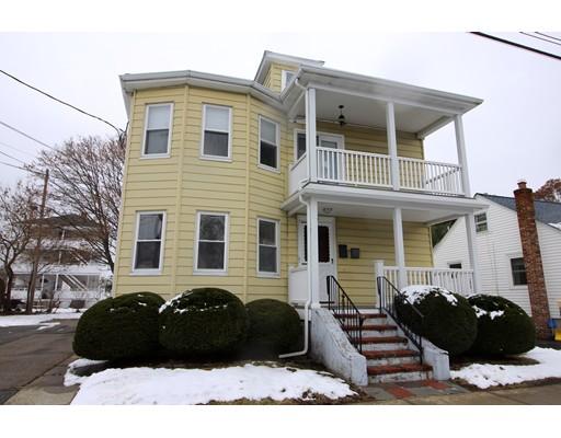 Casa Unifamiliar por un Alquiler en 60 Heaton Avenue 60 Heaton Avenue Norwood, Massachusetts 02062 Estados Unidos