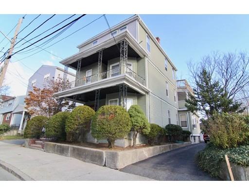 Частный односемейный дом для того Аренда на 21 Irving Street 21 Irving Street Everett, Массачусетс 02149 Соединенные Штаты