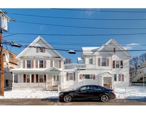 متعددة للعائلات الرئيسية للـ Sale في 14 Cotting Avenue 14 Cotting Avenue Marlborough, Massachusetts 01752 United States