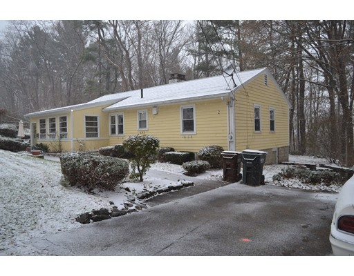 Single Family Home for Sale at 2 Mount View Avenue 2 Mount View Avenue Auburn, Massachusetts 01501 United States