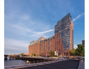 100 Lovejoy Place 12M is a similar property to 88 Kingston St  Boston Ma